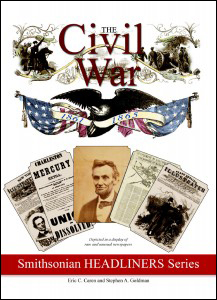 Civil War Cover Book