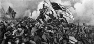 Morris Island during the Civil War