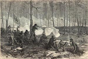 Battle of Ezra Church