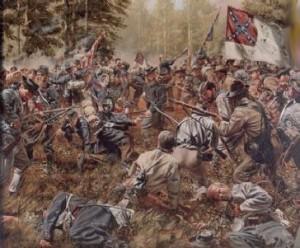 Battle of Peachtree Creek