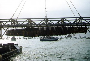 CSS Hunley Recovery