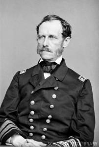Union Admiral John Dahlgren