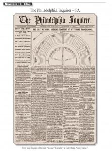 Philadelphia Inquirer Civil War