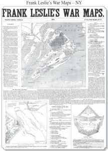 Frank Leslie's War Maps