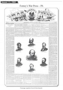 Vignettes of Seven Union Generals