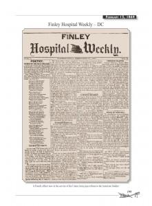Finley Hospital Weekly